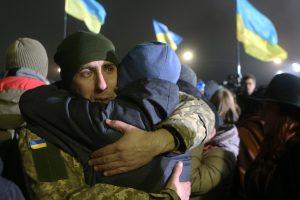 Kijevas pradėjo derybas dėl antro apsikeitimo belaisviais etapo