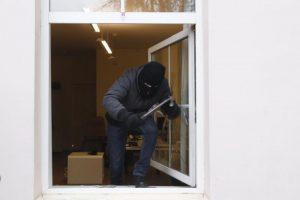 Grįžęs pietų klaipėdietis rado apvogtą butą
