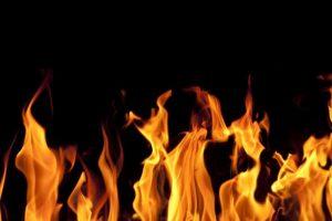 Trakų rajone gaisre žuvo tūkstantis viščiukų ir vištų