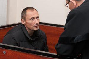Buvęs EBSW vadovas G. Petrikas išeina į laisvę
