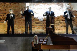 Operos dieną Valdovų rūmuose skambės ir baroko muzika, ir hiphopas