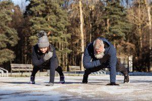 Lauko treniruočių atmintinė žiemą: kaip tinkamai pasiruošti?