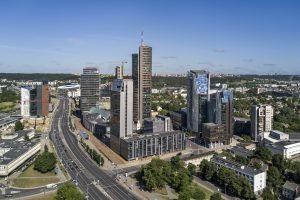 Investuotojų magnetas – šiuolaikiški verslo centrai miesto širdyje