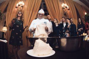 Sūrių meistras atskleidė tikrosios Italijos skonį
