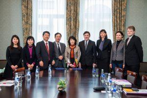 VDU atidarytas japonistiką skatinsiantis centras