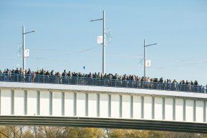 Kauniečiai rinks pavadinimą Panemunės tiltui