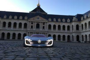 """""""Renault TREZOR"""" paskelbtas gražiausiu 2016 metų automobiliu"""