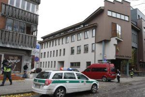 BMW Klaipėdos centre sužeidė moterį