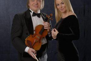 Smuikininkas Z. Levickis: tikroji kūryba niekuomet netampa rutina