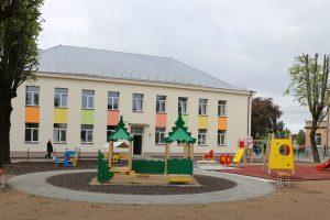 Kauno rajone atidaromi dar du vaikų darželiai