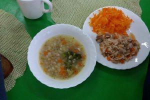 Sveikatai palankus maistas – jau ant darželinukų stalo
