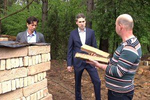 """""""Lietuva gali"""": didelis verslas gali prasidėti ir nuo pieštuko, ir nuo plytos"""
