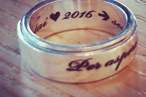 V. Matačiūnaitės dovana sesers nepasiekė: dingo siųstas žiedas