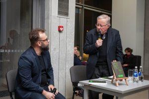 V. Landsbergis: mano galvoje visada sukasi klausimas, kaip paskatinti žmones gyventi