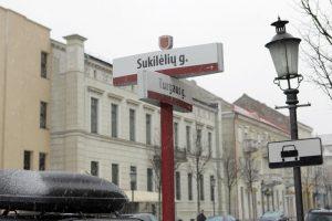 Klaipėdos miesto gatvėse – chaosas
