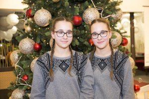 Trečiąkart surengtame dvynių konkurse – stulbinama telepatija