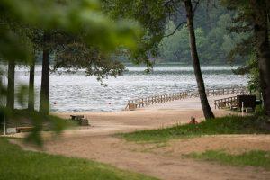 Vilniuje pradedamas maudynių sezonas