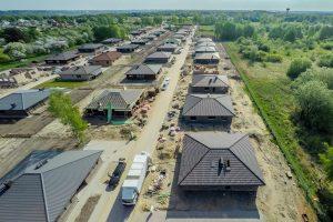 Gyvenamųjų namų kvartaluose – saugumas, gamtos artumas ir komfortas