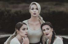 """Naują dainą pristatančios """"Pop Ladies"""": mes subrendome tikriems pokyčiams"""