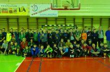 R. Avižonio taurė iškeliavo į Minską
