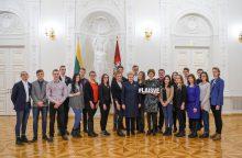 D. Grybauskaitė: Lietuva visada sugebėjo apginti savo laisvę