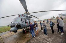 Kaune prasidėjo aviacijos šventė