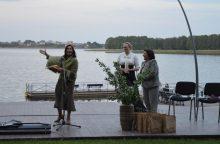 Telšių poezijos pavasaris – Masčio ežero pakrantėje