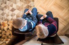 Vilniuje nebeliks internatų – be tėvų globos likę vaikai gyvena šeimynose