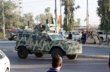 """""""Islamo valstybė"""" atakavo policijos kompleksą Irake"""