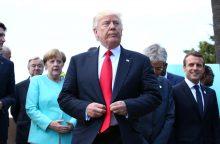 Didysis septynetas pasiruošęs griežtinti sankcijas Rusijai