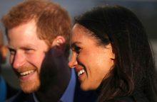 Princas Harry ir M. Markle prisieks amžiną meilę