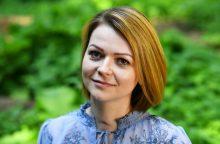 S. Skripalio duktė sako norinti kada nors sugrįžti į Rusiją