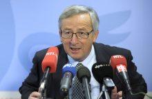 Briuselis: ES gerai pasirengusi galimam Britanijos išstojimui nepasiekus susitarimo