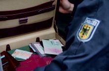 Vyras kreipėsi į Vokietijos policiją, prašydamas padėti išsiskirti su savo mergina