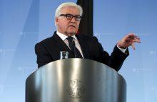 Į Lietuvą atvyksta Vokietijos prezidentas