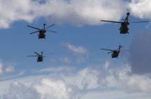 Baltijos jūroje prasidės Rusijos ir Kinijos karinių jūrų pajėgų pratybos