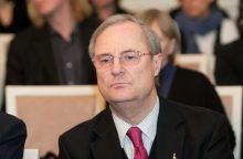 Radijo ir televizijos komisijos pirmininku perrinktas E. Vaitekūnas