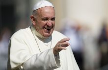 Popiežius Pranciškus birželio mėnesį paskirs 14 naujų kardinolų