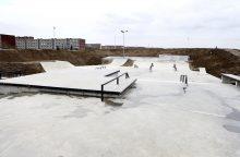 Klaipėdiečius kvies atsinaujinęs Sąjūdžio parkas
