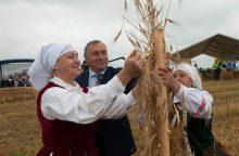 Kauno rajone paskelbta javapjūtės pradžia
