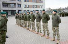 Lietuvos kariai prisijungia prie NATO operacijos Afganistane