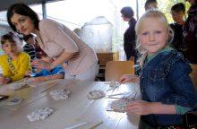 M. K. Čiurlionio gimtadienis minėtas ir su vaikiškais darbais