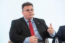 L. Linkevičius: Lietuva pasirengusi glaudesniam organizacijų bendradarbiavimui
