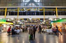 Vilniaus oro uoste ketinama įrengti naują VIP keleivių terminalą