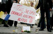 Prie neterminuoto mokytojų streiko jungiasi dar 25 mokyklos