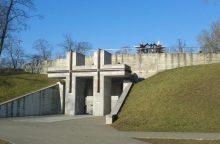 Prašoma rasti pinigų Tuskulėnų rimties parko ekspozicijai