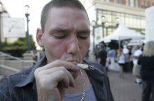 Bandymai dekriminalizuoti nedidelio kiekio narkotikų turėjimą – nesėkmingi