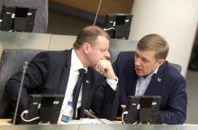 Opozicija sušaukė nenumatytą Seimo posėdį – nori įvertinti valdančiuosius