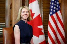 D. Trumpas siūlys ambasadorę K. Craft JAV pasiuntine prie Jungtinių Tautų