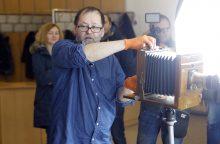 Fotografijos entuziastams – archajiškos edukacinės dirbtuvės